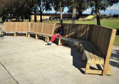 Cardinia Shire Play Area Seating Project