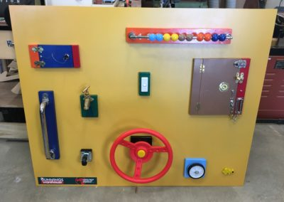 The Gum Scrub Creek Primary School Project