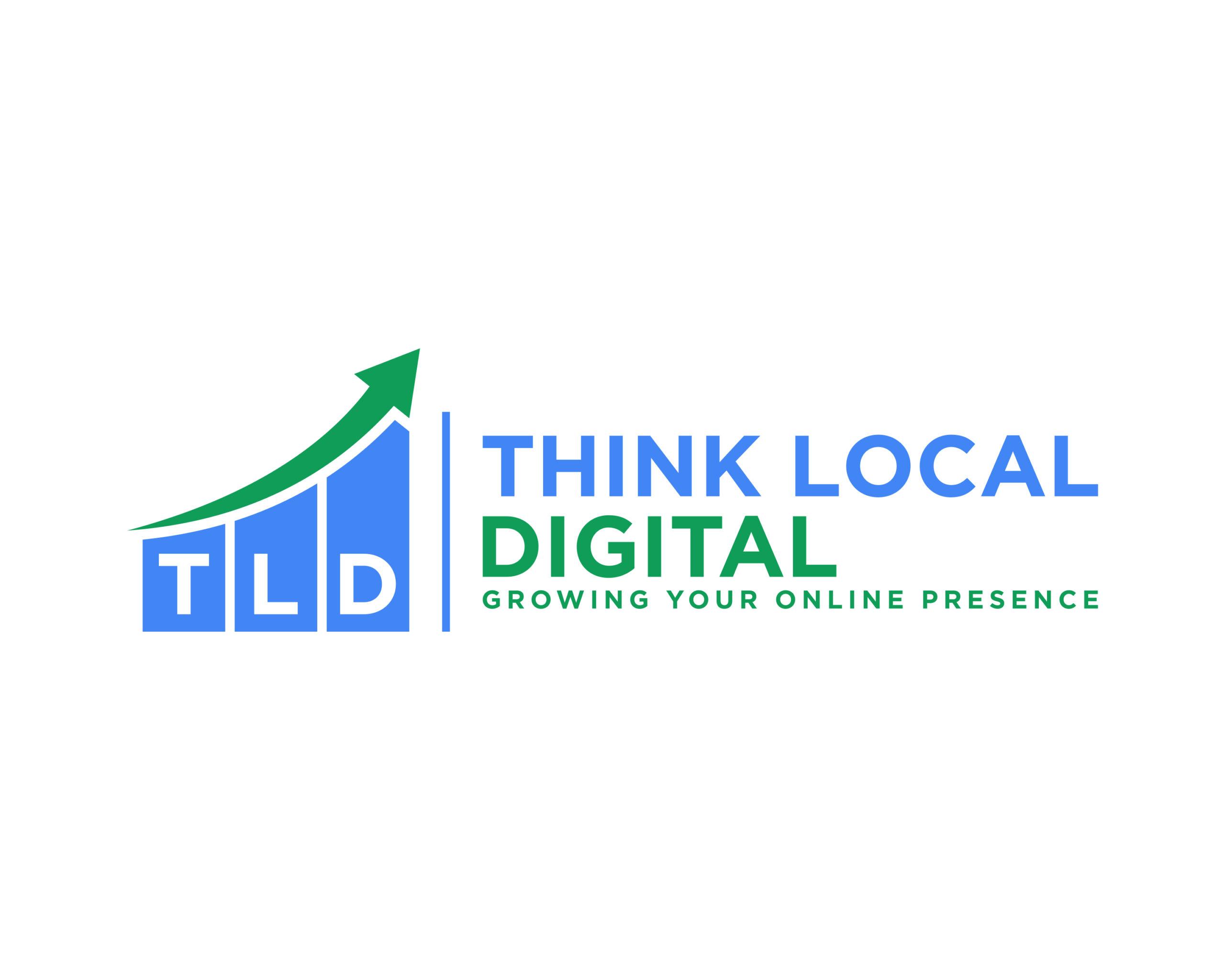 Think Local Digital Logo